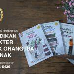 Buku Pendidikan Karakter Paket Parenting isi 4 Buku