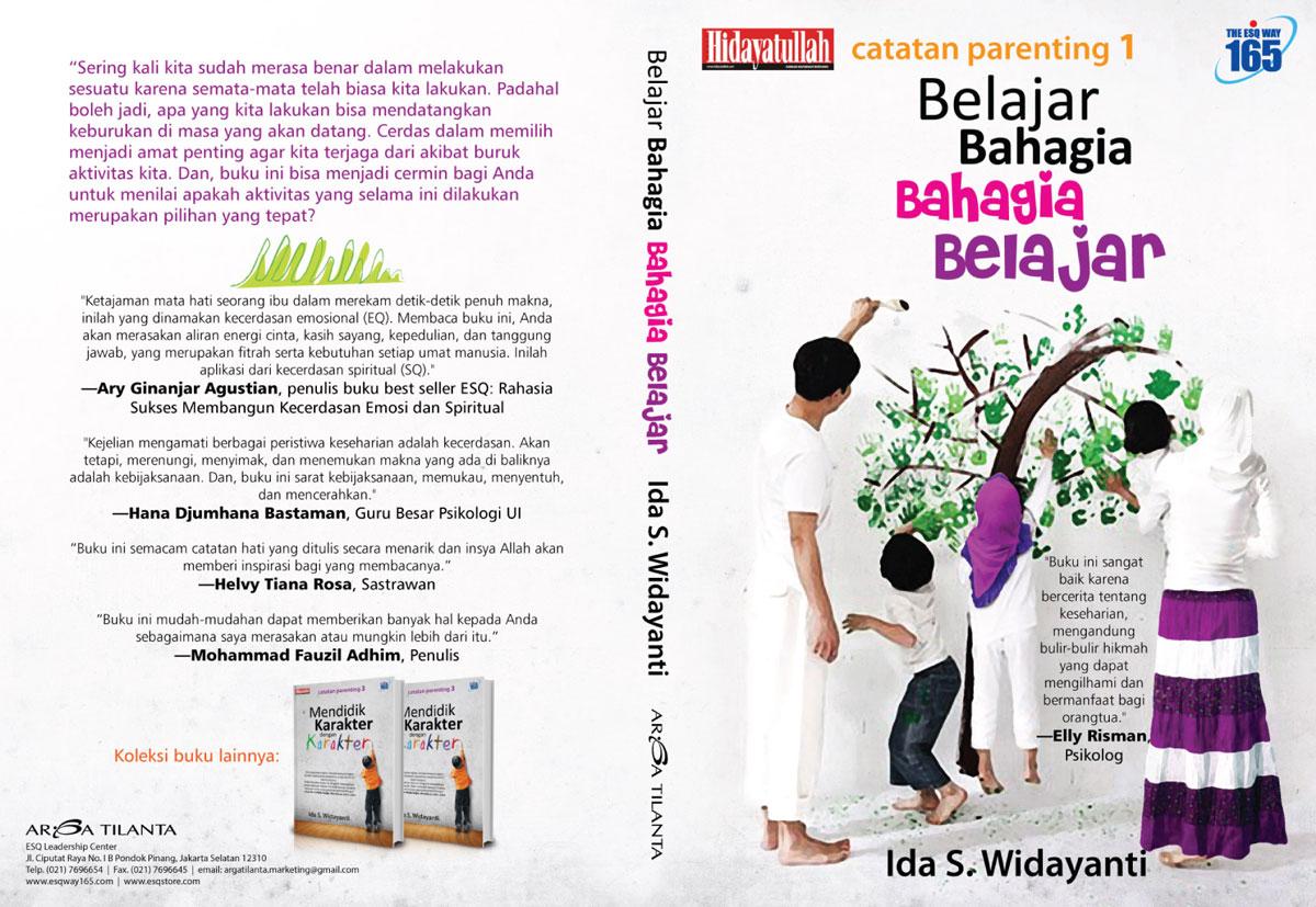 Buku Pendidikan Karakter - Belajar Bahagia