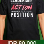 Tshirt Leadership