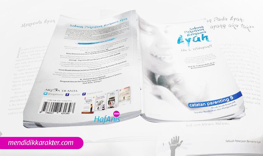 Sebuah-Pekerjaan-Bernama-Ayah, Buku Parenting Terbaru, Buku Parenting 2018, Jual Buku Parenting