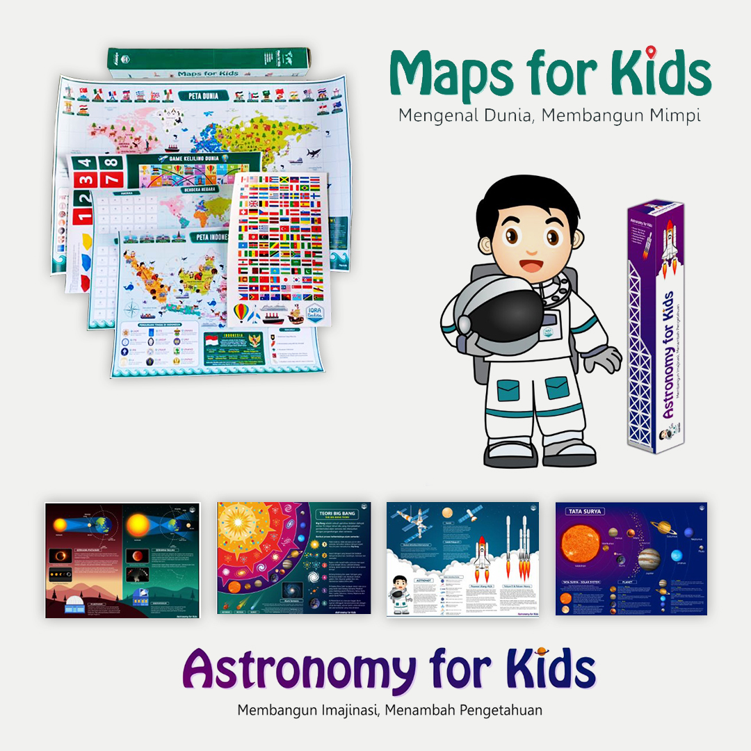 Poster-Astronomy-For-Kids-dan-Maps-For-Kids
